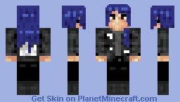 five years later Minecraft Skin