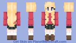❱ Bebe Stevens Minecraft Skin