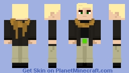 Michael Morningstar (Human)   REQUEST   Minecraft Skin