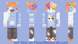 A certain hamster :o Minecraft Skin