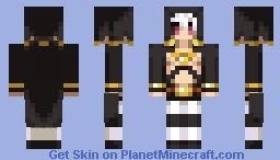 Risotto Nero Minecraft Skin