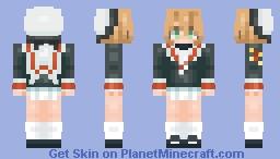 Cardcaptor Sakura! Minecraft Skin