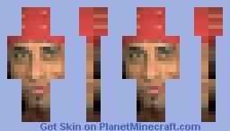 ricardo milos Minecraft Skin