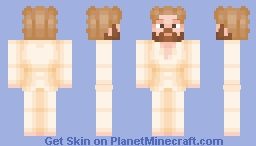 """Ned Forrester / """"The Golden Boy"""" from Dude Perfect Minecraft Skin"""