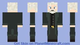 Godless - Frank Griffin Minecraft Skin