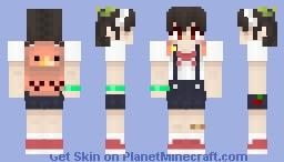 Hachikuji Minecraft Skin