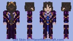 Alaine Imperial Minecraft Skin