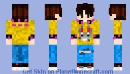 BTS Idol J-hope Minecraft Skin