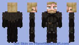Julius Blackmark Uniform Minecraft Skin