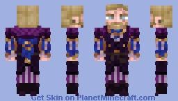 Julius Imperial Minecraft Skin