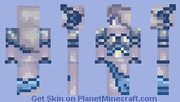 Cloud Elemental - Terraria Minecraft Skin