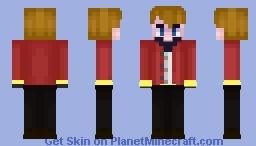 Life is pretty strange, you know? Minecraft Skin