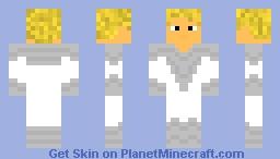 The White Knight | OC Minecraft Skin