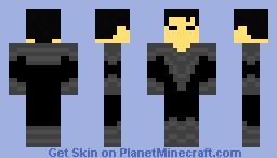 The Black Knight | OC Minecraft Skin
