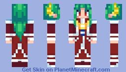 Satan/The Dark Prince - Puyo Puyo (No wings, because reasons.) Minecraft Skin