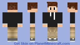 Boy Mix 3 Minecraft Skin