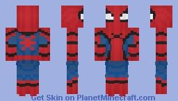 Spider-Man *MCU/Earth 199999* Minecraft Skin