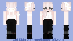 Just girl Minecraft Skin