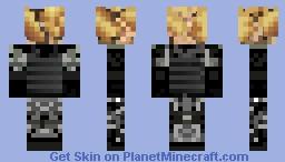 The last of us Cliker Minecraft Skin