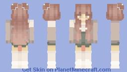 𝕴𝖒 𝖓𝖊𝖜, 𝕳𝖊𝖑𝖕 -  ᴳʰᵒᵘˡᵉᵈ Minecraft Skin