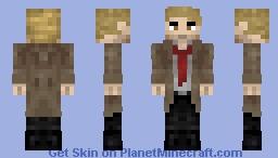 John Constantine | DC | Hellblazer Minecraft Skin