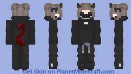 ★𝓢𝓽𝓻𝓪𝓷𝓰𝓮 𝓑𝓸𝔂★ Minecraft Skin