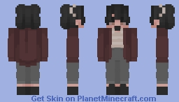road without direction Minecraft Skin