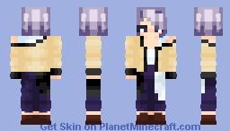𝔡𝔦𝔬𝔫𝔶𝔰𝔲𝔰 ❦  부채춤 Minecraft Skin