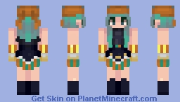 go out with me! Minecraft Skin