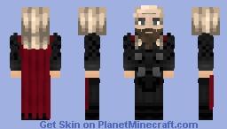 Thor | Avengers | Endgame Minecraft Skin