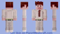 Businessman - ମequest Minecraft Skin