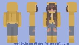 Georgie IT girl version Minecraft Skin