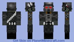 ✠ Germanator ☠ Minecraft Skin