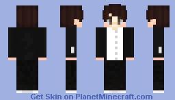 BTS Boy With Luv Jhope 4 Minecraft Skin