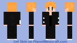 BTS Boy With Luv Jimin 4 Minecraft Skin