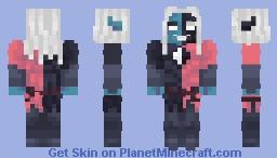 Malekith the Accursed Minecraft Skin