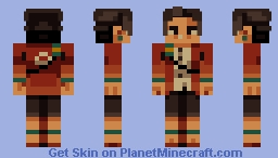 Rooster Minecraft Skin
