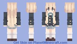 ことぶき つむぎ / mugi Minecraft Skin