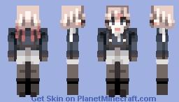 Violet Evergarden ~ Minecraft Skin
