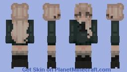 𝕾𝖑𝖞𝖙𝖍𝖊𝖗𝖎𝖓 - ᴳʰᵒᵘˡᵉᵈ Minecraft Skin