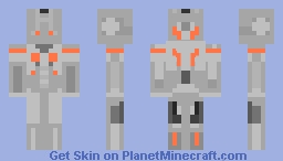 Halo-Prometheus Minecraft Skin