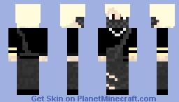 ATEEZ Seonghwa Minecraft Skin