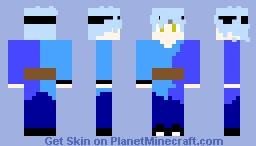 Mitsuki Minecraft Skin