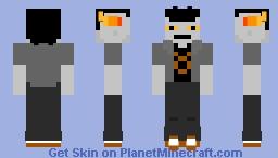 Tavros Nitram - Homestuck Minecraft Skin