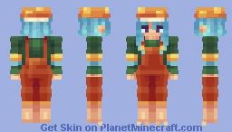 My Personal Skin! Minecraft Skin