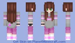 𝕆𝕙𝕟𝕠𝕠𝕊𝕙𝕖𝕕𝕚𝕕𝕟𝕥 - Request Minecraft Skin