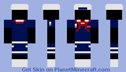 Stranger Things 3 Scoops AHOY Boy Outfit Minecraft Skin