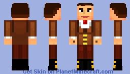 Ellegard Minecraft Skin