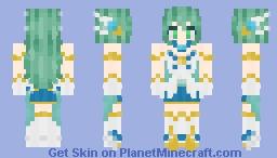 Soraka Star-Guardian [League Of Legends] Minecraft Skin