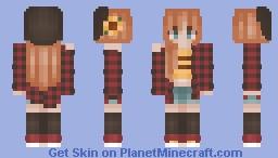 ᔕᑌᗰᗰᗴᖇ ᗪᗴᑭᖇᗴᔕᔕᎥᗝᑎ Minecraft Skin